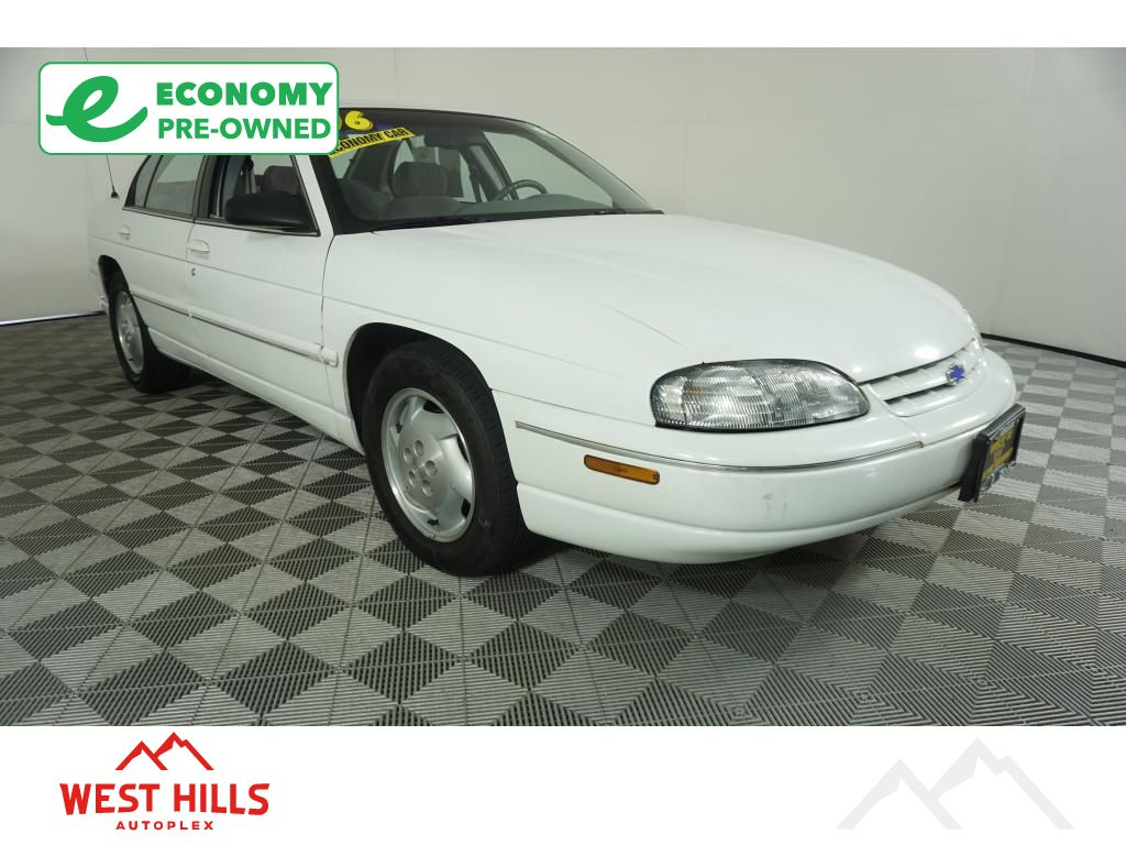 Pre-Owned 1996 Chevrolet Lumina LS