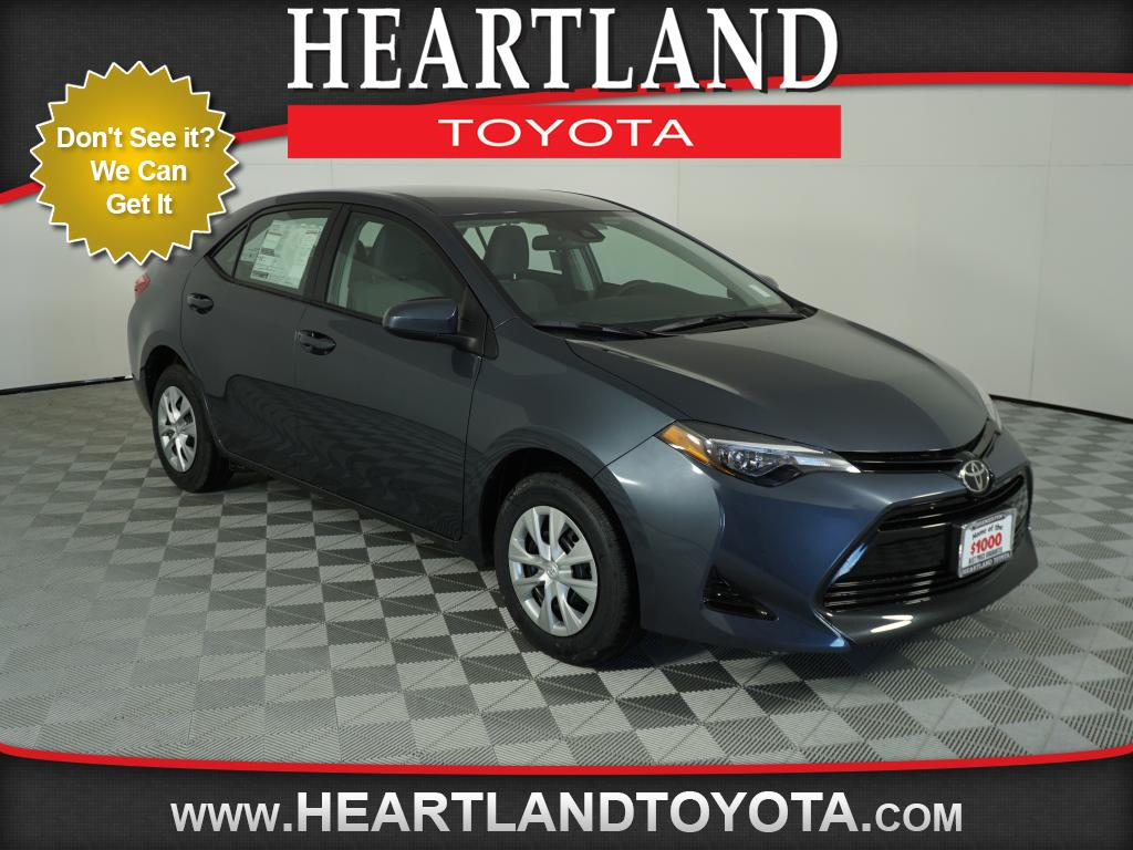 New 2018 toyota corolla l cvt natl in bremerton ta9399 new 2018 toyota corolla l fandeluxe Images