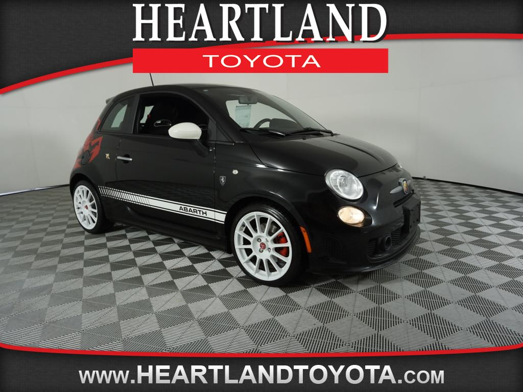 Pre-Owned 2013 FIAT 500 ABARTH Abarth