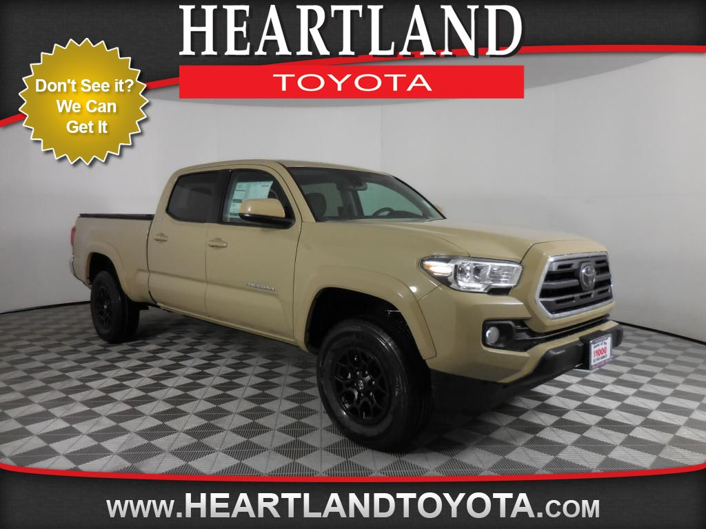 New 2019 Toyota Tacoma Sr5 Double Cab 6 Bed V6 At Natl In