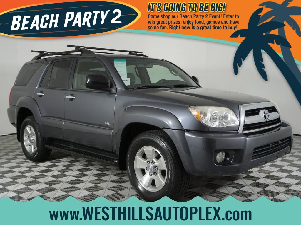 Pre-Owned 2009 Toyota 4Runner SR5 RWD 4 Door Wagon
