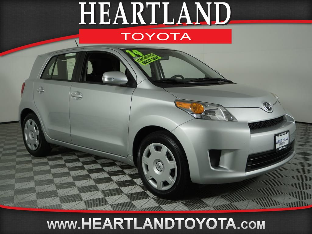 Pre-Owned 2014 Scion xD Base