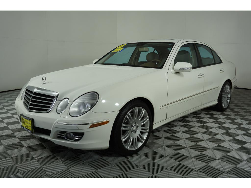 Pre-Owned 2008 Mercedes-Benz E-Class Sport 3.5L