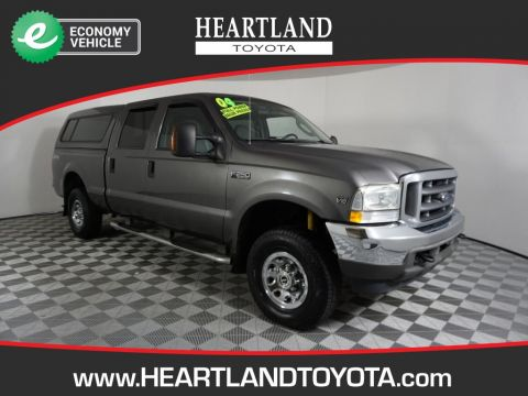Pre-Owned 2004 Ford F-250 Super Duty XLT