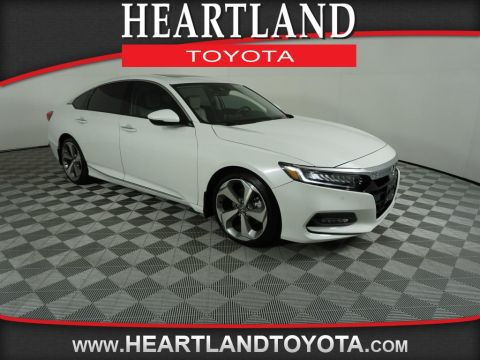 Pre-Owned 2018 Honda Accord Touring 1.5T