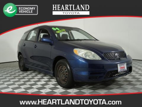 Pre-Owned 2004 Toyota Matrix ZZE130L Std