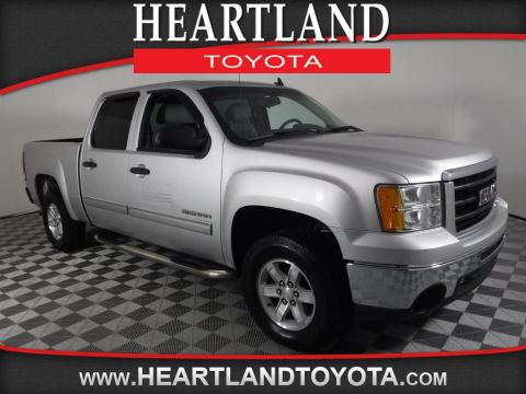 Pre-Owned 2011 GMC Sierra 1500 Xtra Fuel Economy