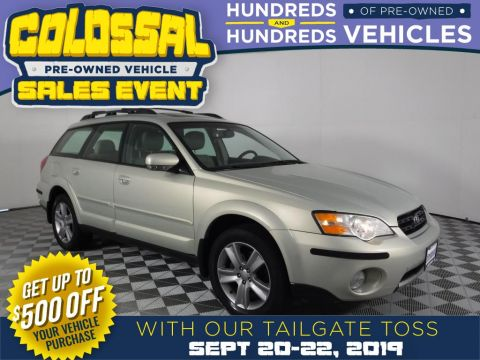 Pre-Owned 2007 Subaru Outback Outback R LL Bean