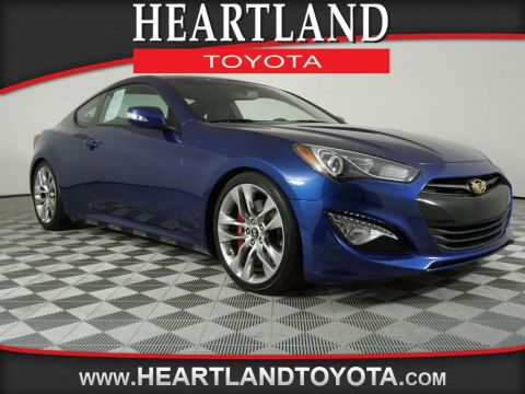 Pre-Owned 2016 Hyundai Genesis Coupe 3.8L R-Spec